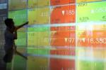 Ilustrasi pergerakan indeks harga saham gabungan (IHSG). (Nurul Hidayat/JIBI/Bisnis Indonesia)
