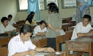 Ilustrasi Ujian Nasional (Dok/JIBI/SOLOPOS)