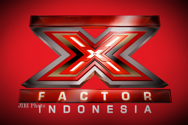 Logo X Factor Indonesia