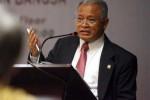Menteri Pertahanan, Purnomo Yusgiantoro. (Dok/JIBI/Bisnis Indonesia)