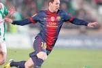 MESSI CEDERA : Messi Diragukan Pulih Saat Barca Jamu PSG