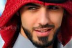 GANTENG BIKIN DIDEPORTASI : Omar Borkan Suka Wanita dari Matanya