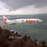 KECELAKAAN LION AIR: Pesawat Yang Tergelincir Baru Beroperasi Tahun 2012