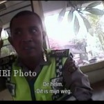 POLISI PALAK BULE: Perbaiki Citra, Polisi di Bali Rilis Video Simpatik