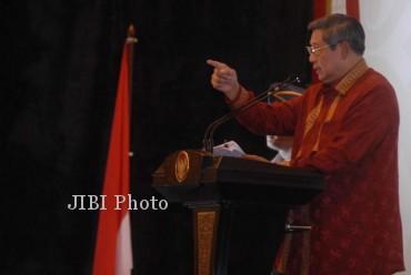 Presiden Susilo Bambang Yudhoyono (Dok/JIBI/SOLOPOS)