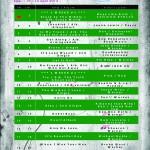 Star Top 20 (Internasional Music Chart) Edisi 14 April 2013