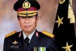 Foto resmi Susno Duadji saat masih menjabat Kapolda Jabar. Susno dieksekusi hari ini terkait kasus korupsi dana pengamanan Pilkada Jabar 2008. (JIBI/SOLOPOS/Antara)