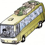SOLAR LANGKA : Bus Mogok, Penumpang di Giwangan Telantar