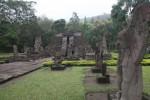 Candi Sukuh, salah satu objek wisata unggulan di Karanganyar. Sayangnya objek wisata sejarah bernilai tinggi ini masih mengalami permasalahan klasik yaitu masih tidak memadainya kualitas fasilitas pendukung seperti toilet dan jalan akses. (JIBI/SOLOPOS/Sunaryo Haryo Bayu)