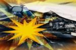 KECELAKAAN BOYOLALI : Pengemudi Mobil Meninggal setelah Menabrak Sepeda Motor, Pengendara Motor Selamat