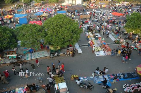 Ilustrasi sunday market manahan (JIBI/SOLOPOS/Burhan Aris Nugraha)