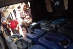 SITA CIU : Polres Sukoharjo Sita 1.980 Liter Ciu