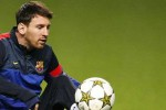 Penyerang Barcelona, Lionel Messi. football-espana.net