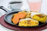Badan Sedang Tidak Fit? Cobalah Sarapan Telur dan Pepaya