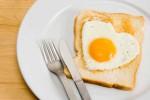 Yuk, Sarapan Roti Isi Telur Agar Tubuh Lebih Bugar