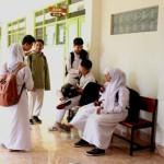 ilustrasi siswi SMP JIBI/Harian Jogja/Kusnul Isti Qomah