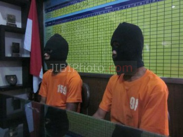 Foto Tersangka Pembunuhan RPR JIBI/Harian Jogja/Sunartono