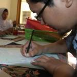 Foto Ilustrasi Ujian Nasional  JIIB/Harian Jogja/Desi Suryanto