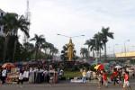 PENATAAN PKL SUKOHARJO : RS Indriati Beroperasi, Pedagang Sunday Market Solo Baru Direlokasi
