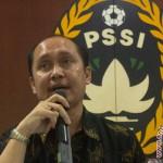 KISRUH PSSI : Hadiyandra Bawa Kunci Kantor PSSI
