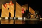 300413-Harian Jogja-Pertujukan Pantomim Kritisi Kota01
