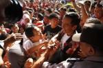 Jokowi di car free day Solo pada 2013 lalu (JIBI/Dok/Solopos)