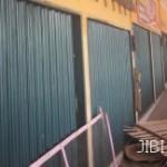 PASAR TRADISIONAL SOLO : 42 Kios Misterius Dibangun di Pasar Cinderamata