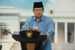 KENAIKAN HARGA BBM : SBY-Boediono Bahas Rencana Kenaikan Harga BBM di Puri Cikeas