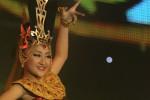 INDONESIA MENCARI BAKAT 3 : Lestarikan Budaya Indonesia, Sandrina Juara IMB 3