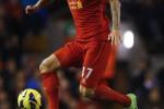 Bek Liverpool, Martin Skrtel, diisukan akan bergabung dengan mantan pelatihnya di Liverpool, Rafael Benitez, di Napoli, musim depan. dokJIBI/SOLOPOS/Reuters