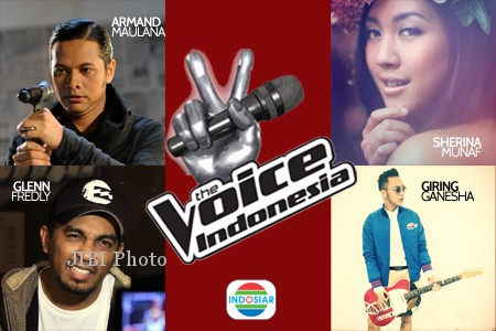 Logo The Voice Indonesia (thevoiceindonesia.com)
