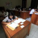 Ujian Nasional SMP (JIBI/Solopos/Burhan Aris Nugraha/dok)