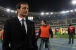 Massimiliano Allegri dikabarkan akan meninggalkan AC Milan akhir musim ini. Menurut pengakuan pemilik Milan, Silvio Berlusconi, Allegri akan berlabuh ke AS Roma. dokJIBI/SOLOPOS/Reuters