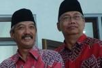 Pasangan yang diusung PDIP dalam Pilkada Temanggung, Bambang Sukarno-Irawan Prasetyadi. (krjogja.com)