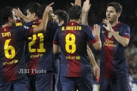 Sepak Bola on Barcelona Vs Malaga Demi Mengejar Liga Spanyol Prediksi  Sepak Bola