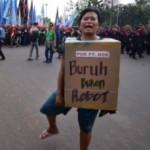 HARI BURUH 2016 : 4 Bulan, Disnakersos Kota Madiun Tangani 18 Kasus Buruh