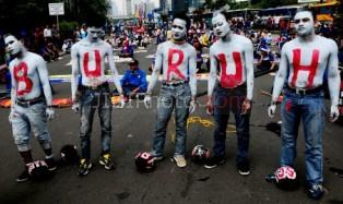 Foto Ilustrasi Demo Buruh  (JIBI/Harian Jogja/Antara)
