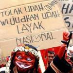 Foto Ilustrasi May Day  JIBI/Bisnis Indonesia/Armin Abdul Jabbar