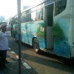 Ilustrasi pemogokan bus Jogja-Solo (JIBI/Harian Jogja/Sunartono)