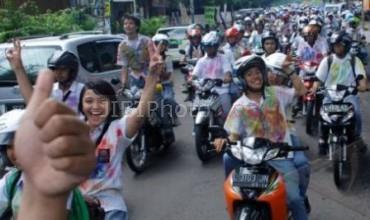 Foto Konvoi Kelulusan Ilustrasi  JIBI/Harian Jogja/Antara