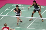 Ganda campuran Indonesia, Liliyana Natsir/Tontowi Ahmad, akan menjadi tulang punggung Indonesia saat menghadapi India pada Piala Sudirman 2013 di Putra Stadium, Kuala Lumpur, Senin (20/5/2013). dokJIBI/SOLOPOS/Reuters