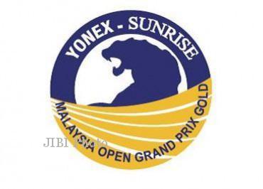 Logo Malaysia Open Grand Prix Gold 2013. JIBI/SOLOPOS