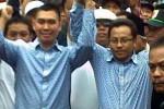 Pasangan Cawali-Cawawali Malang, Moch Anton dan Sutiaji. (indonesiarayanews.com)