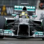 GP Monako: Diwarnai Satu Bendera Merah, Rosberg Menang di Monako