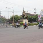 Patung Nyi Ageng Serang di Wates Kulonprogo (JIBI/Harian Jogja/MG Noviarizal Fernandez)