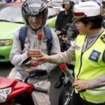 OPERASI SIMPATIK 2017 : Polres Madiun Kota Keluarkan 6.661 Teguran dan 70 Surat Tilang