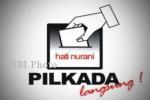 PILKADA 2018 : Panwaslu Bojonegoro Temukan Pemasangan Atribut Parpol Mengganggu Ketertiban Umum