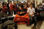 Pembalap Indonesia asal Solo, Rio Haryanto, siap meraih poin pertamanya pada GP2 Series Spanyol di Sirkuit Catalunya, Sabtu-Minggu (11-12/5/2013). dokJIBI/SOLOPOS/Antara