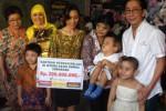 Sidomuncul Bantu Rp200 juta untuk Penderita Hydrocephalus