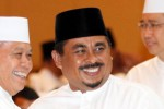 Tersangka kasus suap pengaturan kuota impor daging sapi Luthfi Hasan Ishaaq. (Burhan Aris Nugraha/JIBI/SOLOPOS)
